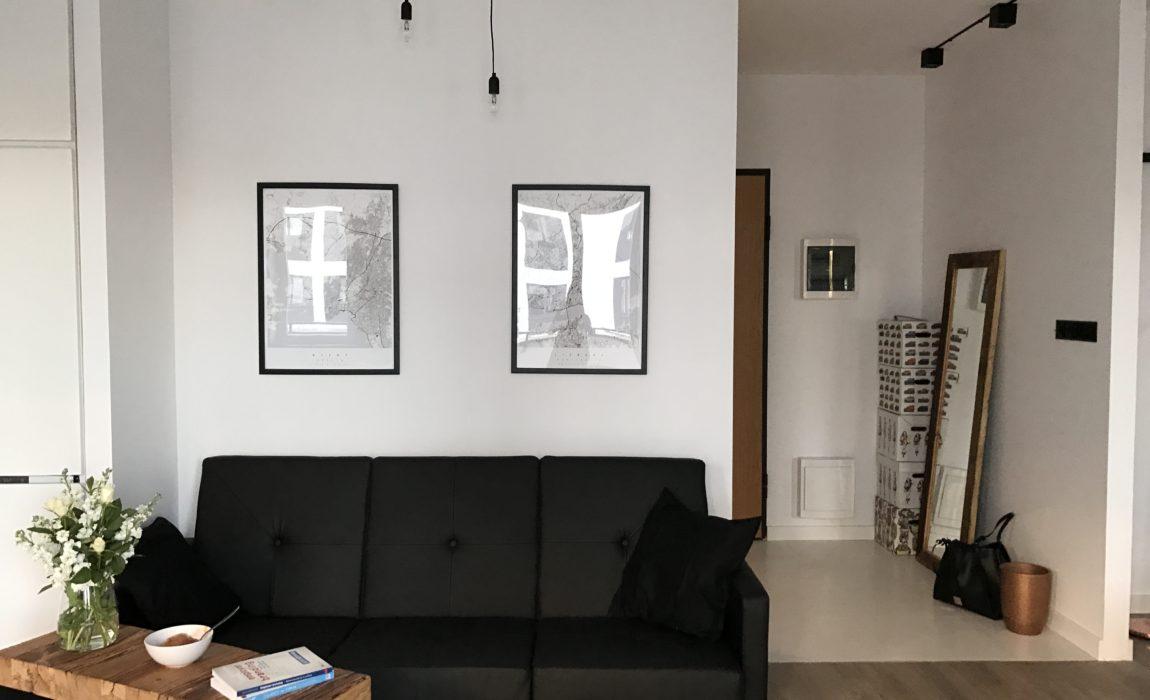 Mieszkanie 41 m2, Warszawa